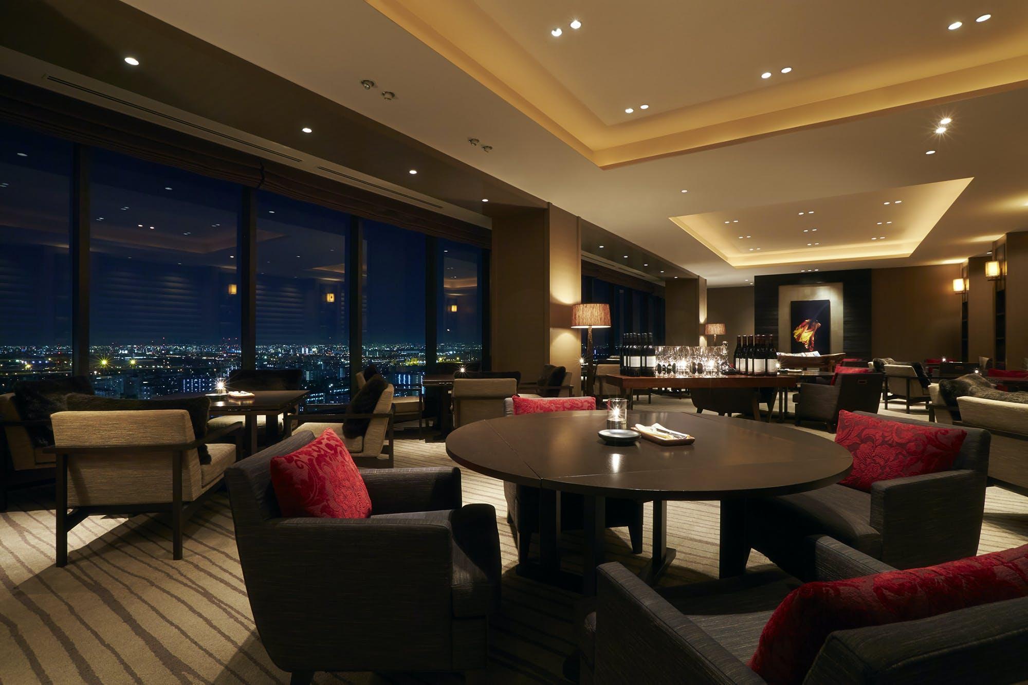 The Bay Lounge & Bar/ハイアット リージェンシー 大阪