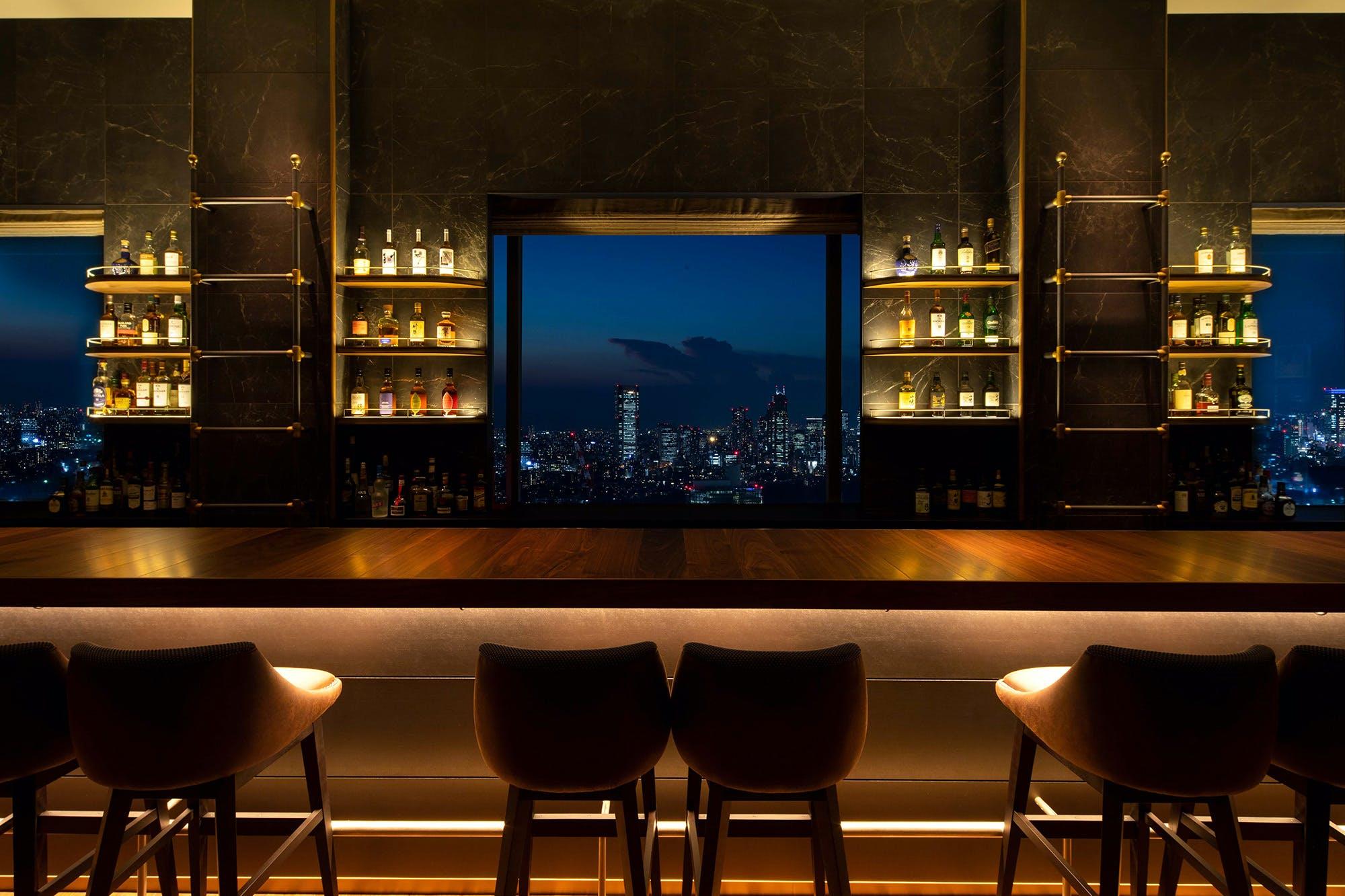 タワーズバー ベロビスト/セルリアンタワー東急ホテル(40階)