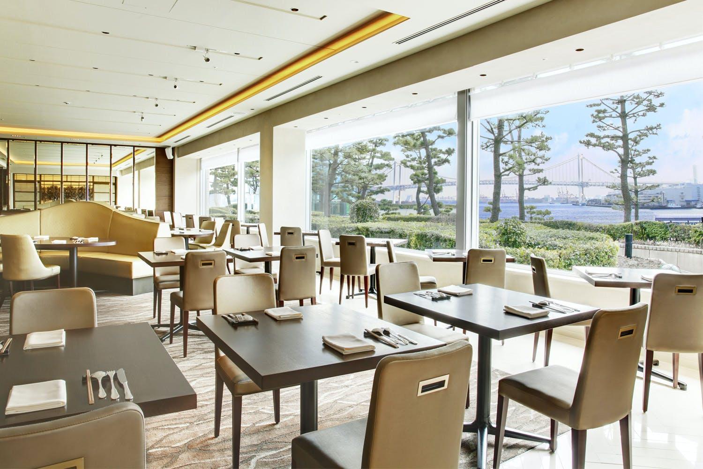 シェフズ ライブ キッチン/ホテル インターコンチネンタル 東京ベイ