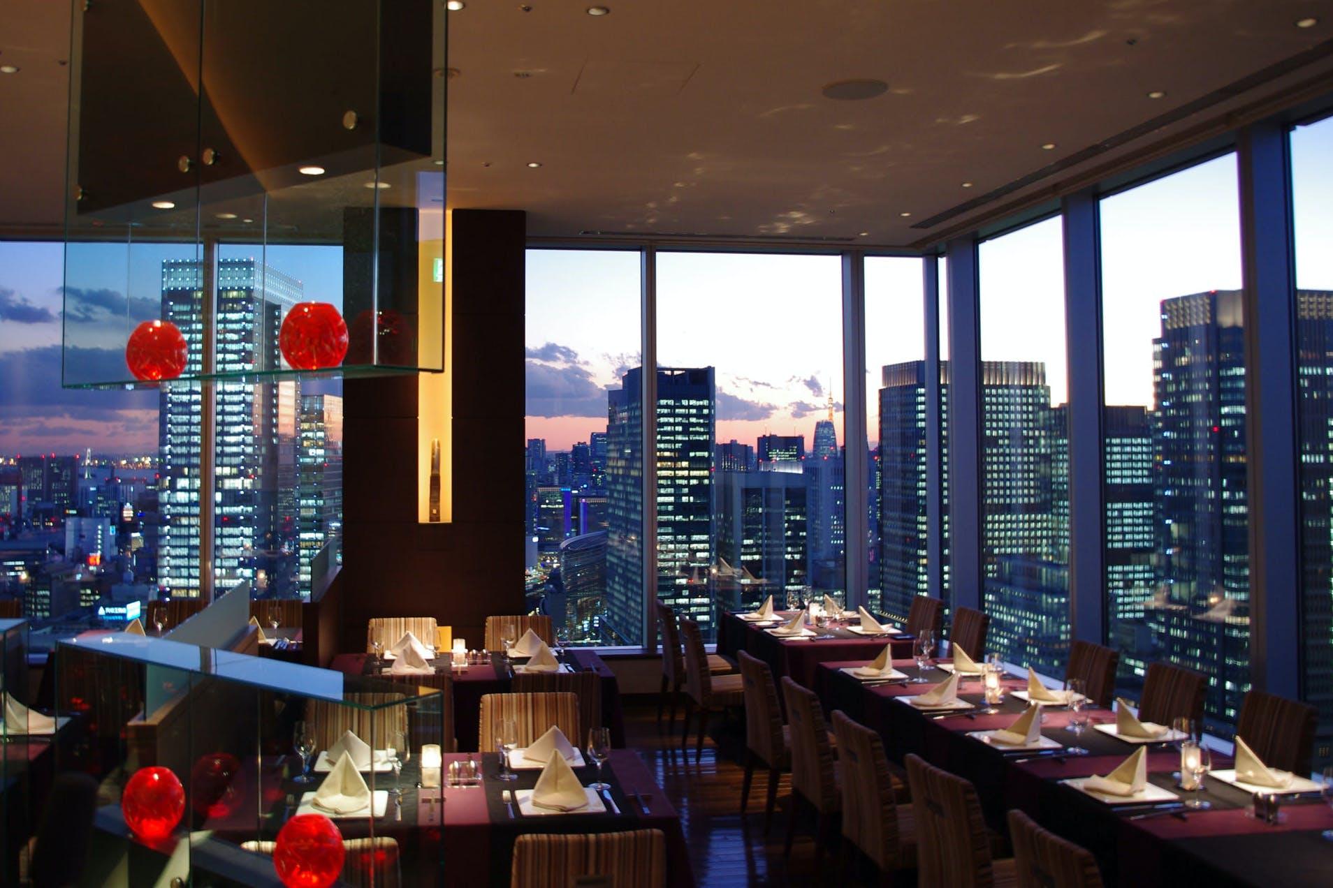 Dining&Bar TENQOO/ホテルメトロポリタン丸の内