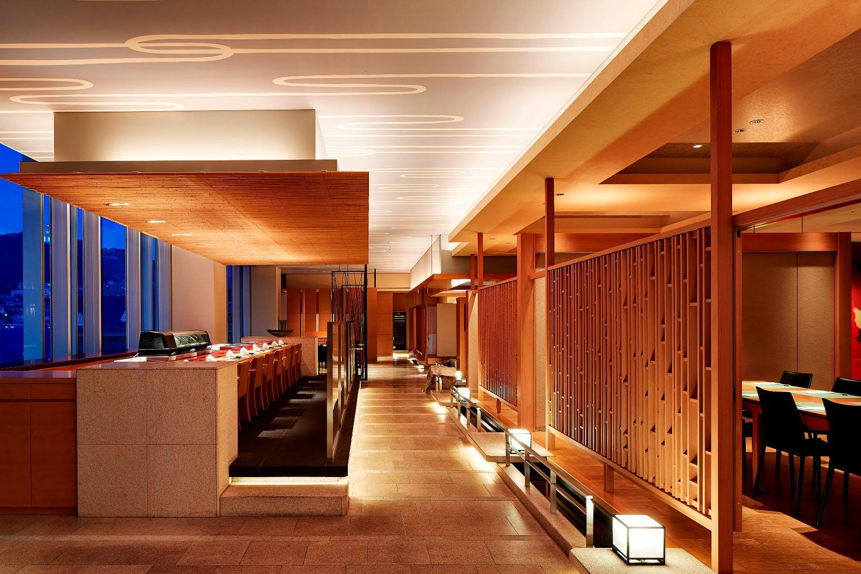 日本食 雅庭/シェラトングランドホテル広島
