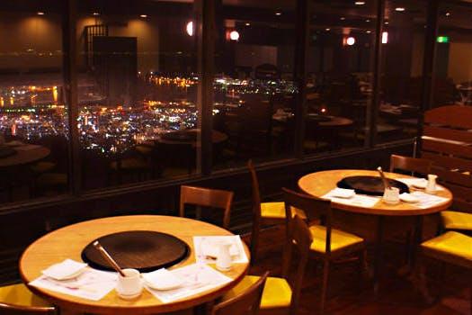 バーベキューハウス「The Grill -ザ・グリル-」/六甲山ホテル