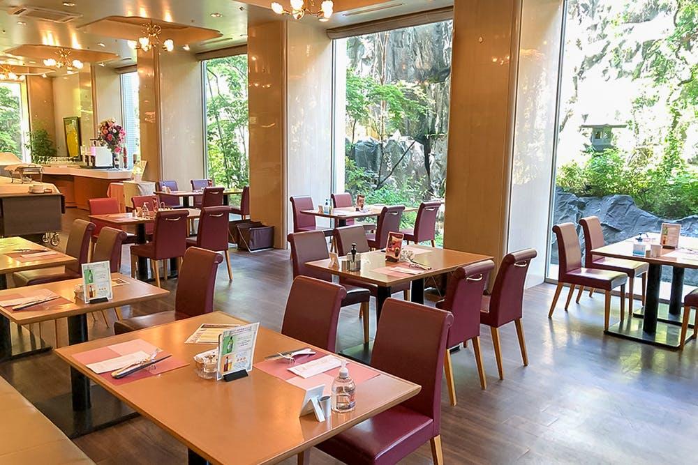 カフェレストラン コージー/ANAクラウンプラザホテル京都