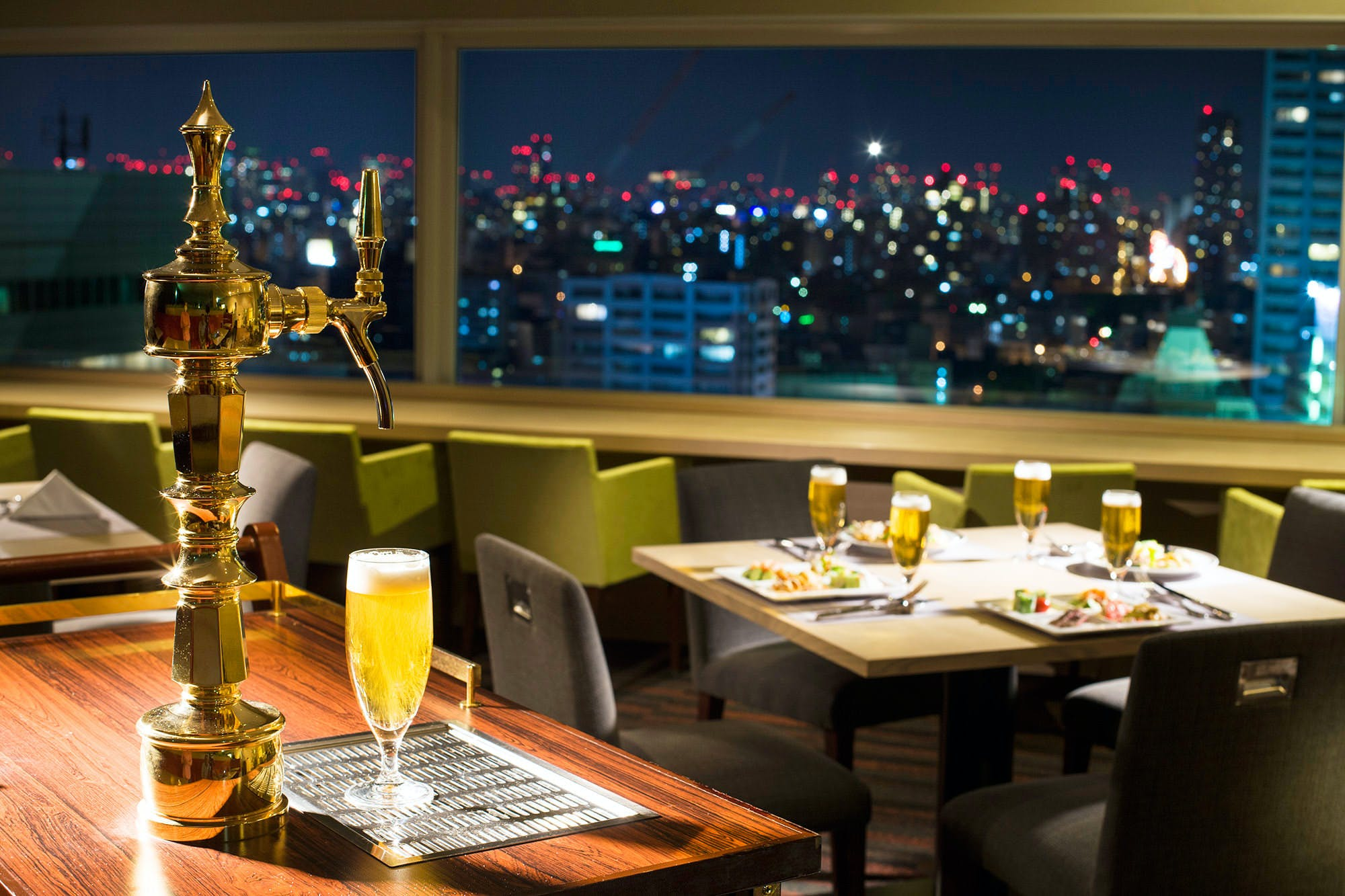 スカイレストラン エトワール/天王寺都ホテル