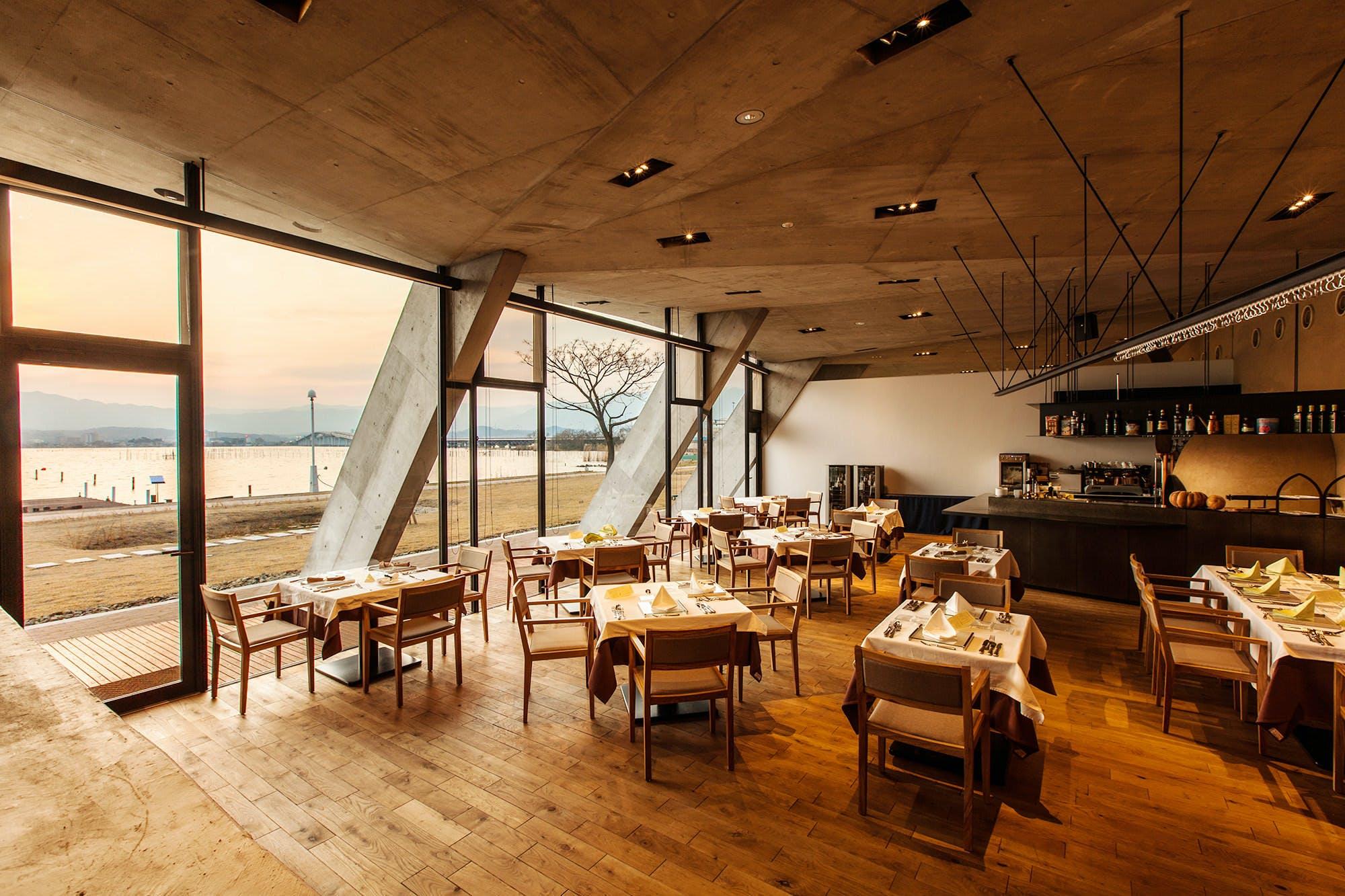 DINING ROOM BY THE BIWAKO/セトレ マリーナびわ湖