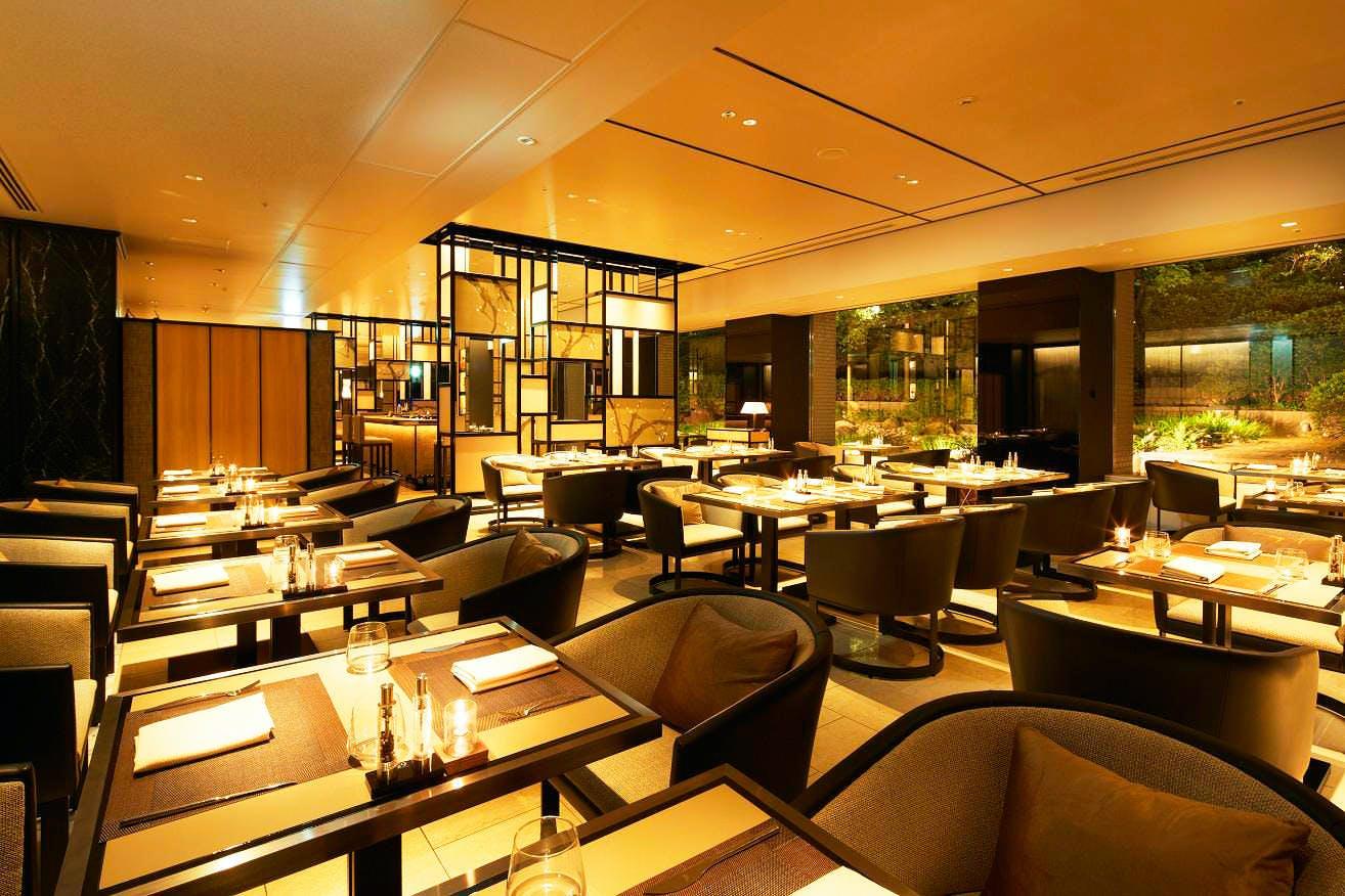 リストランテ カフェ チリエージョ/ザ・プリンス さくらタワー東京