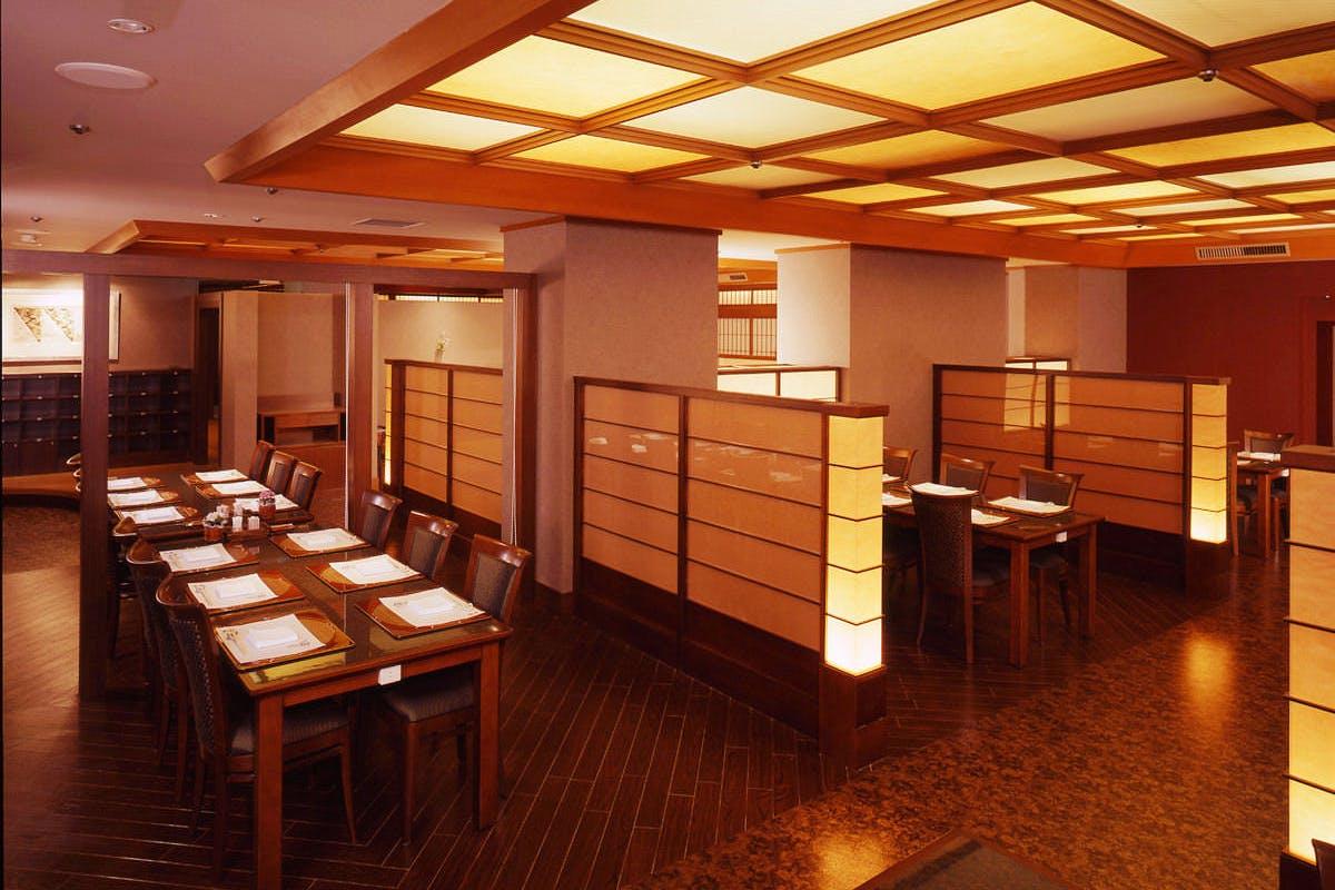 日本料理 樹林/ホテルリゾーピア箱根