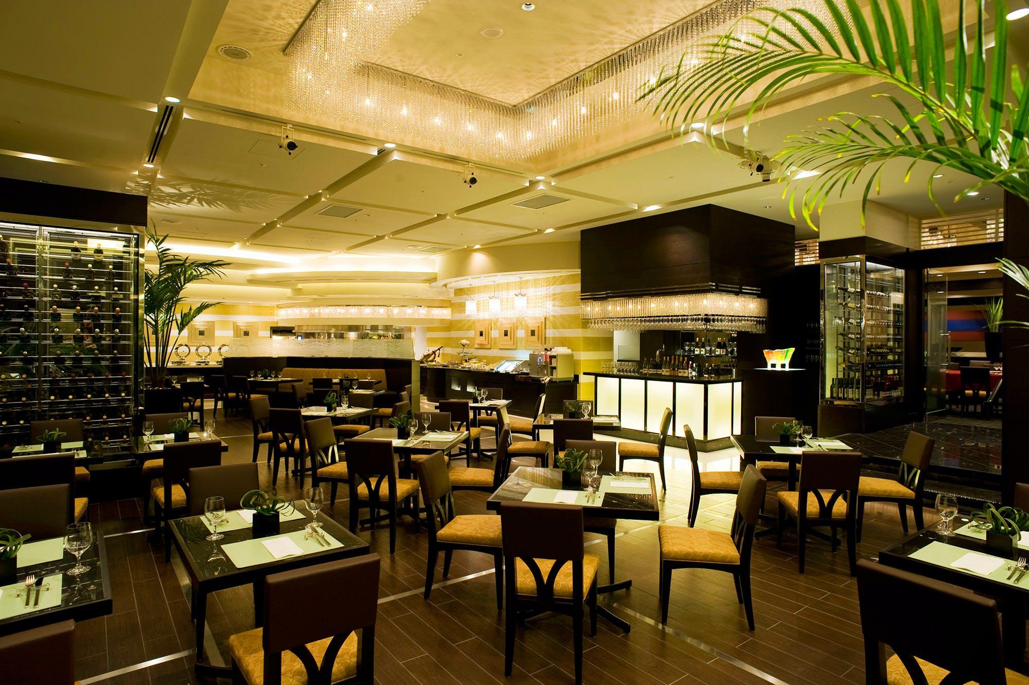 西欧料理 クラブラウンジ/ホテル雅叙園東京