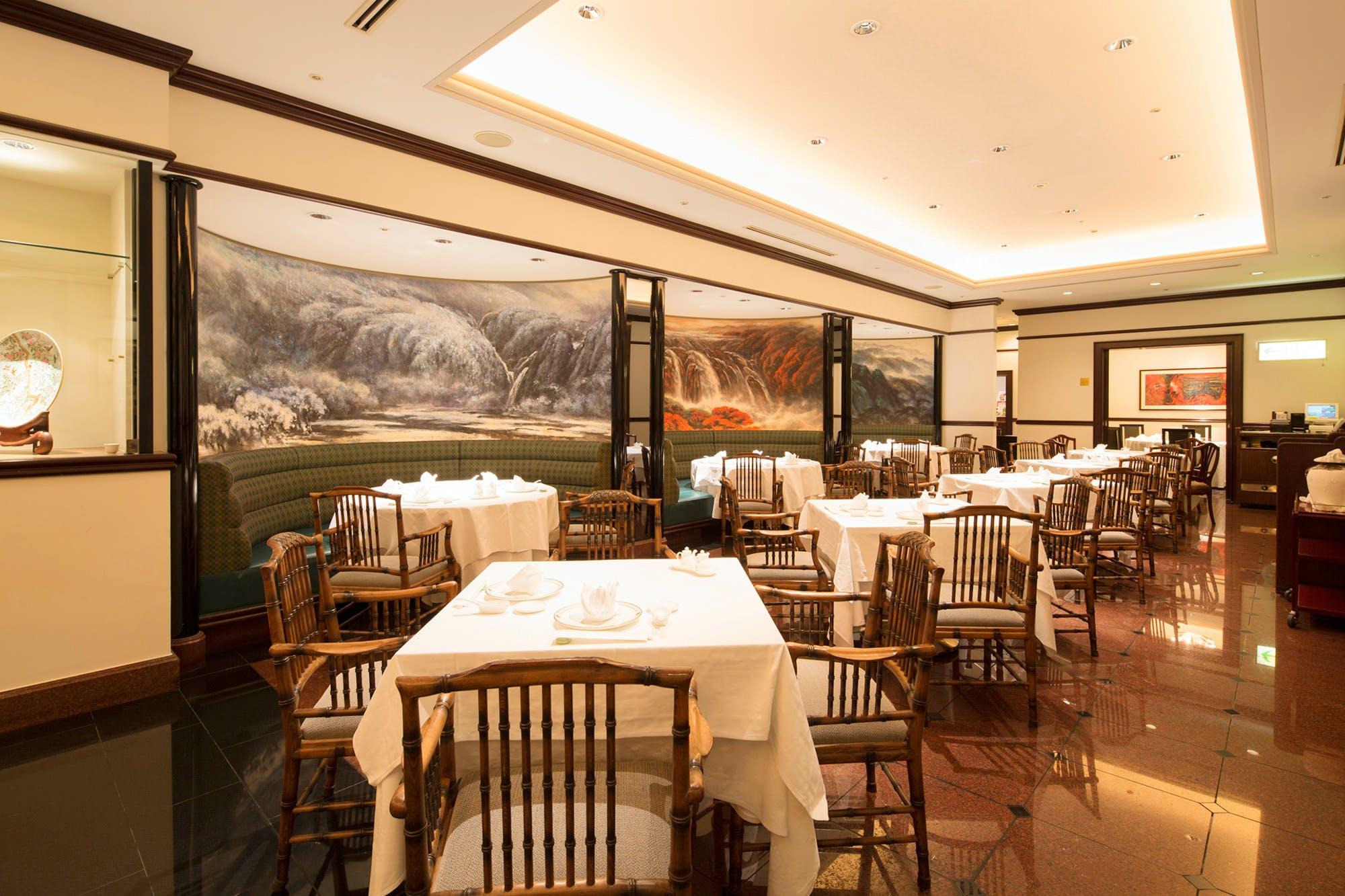中国料理 桃園/ホテル イースト21東京 ~オークラホテルズ&リゾーツ~