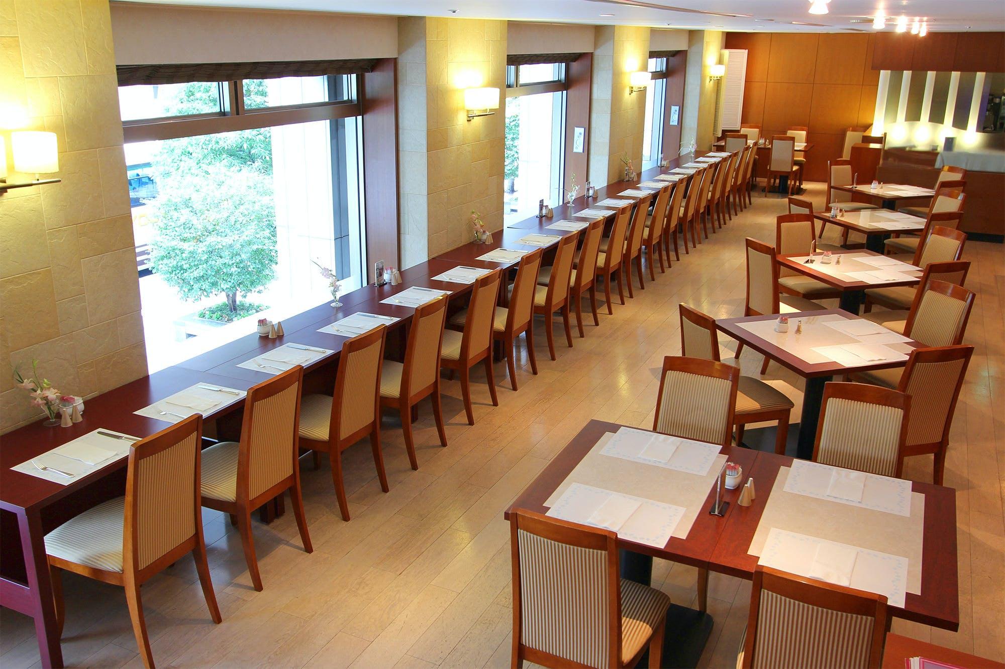 テラスレストラン ベルカント/京都ホテルオークラ