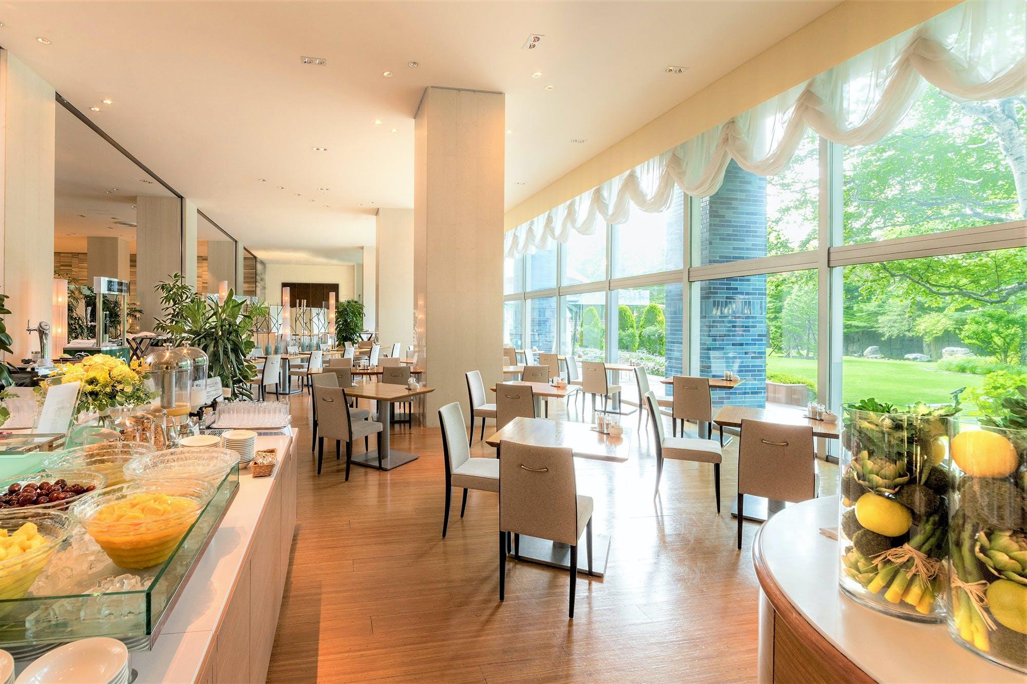 テラスレストラン ピアレ/札幌パークホテル