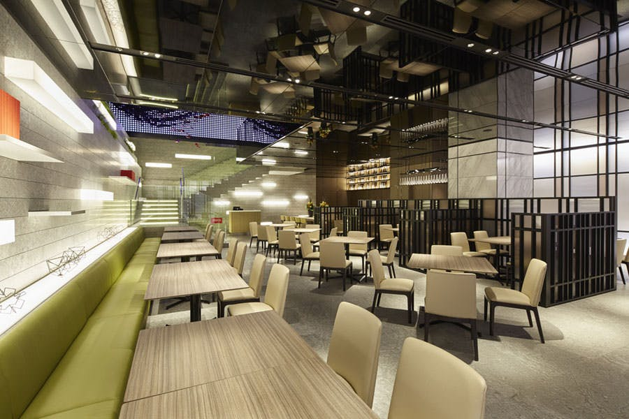 ALL DAY DINING NiKO GINZA/ミレニアム 三井ガーデンホテル 東京