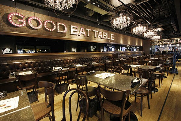 GOOD EAT TABLE & STANDARD BAR/グランフロント大阪
