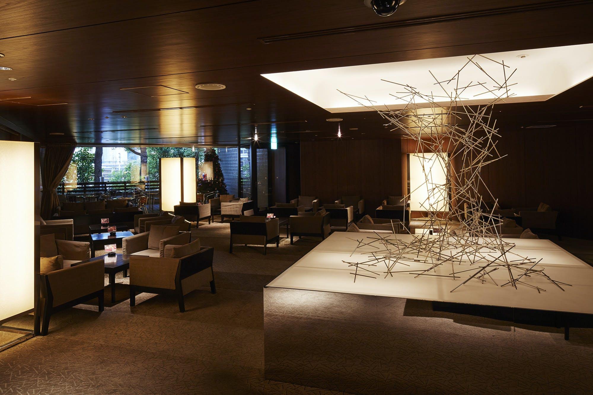 ロビーラウンジ/ANAクラウンプラザホテル大阪