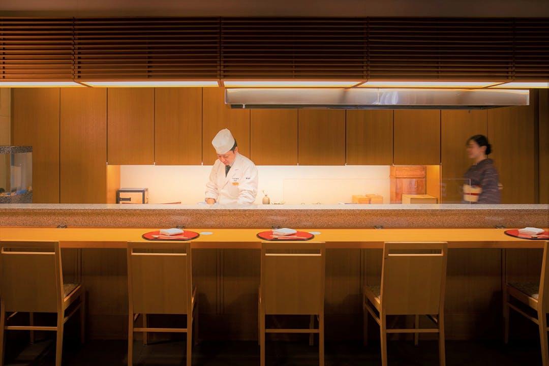 日本料理 隨縁亭/ホテルモントレ仙台