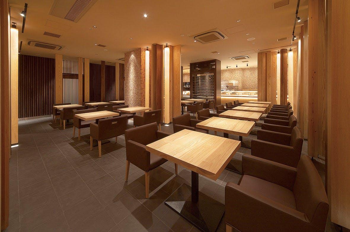 天の幸山の幸/ホテルユニゾ大阪淀屋橋