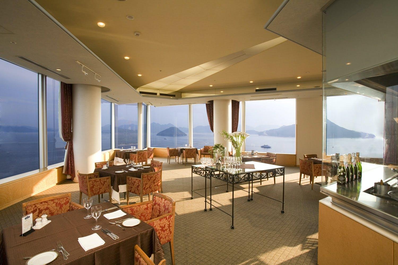 ステーキ&シーフード ボストン/グランドプリンスホテル広島