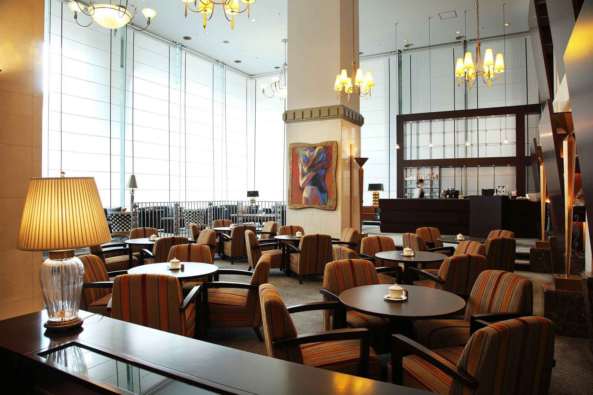 LOUNGE TEA&DINE/ANAクラウンプラザホテル福岡