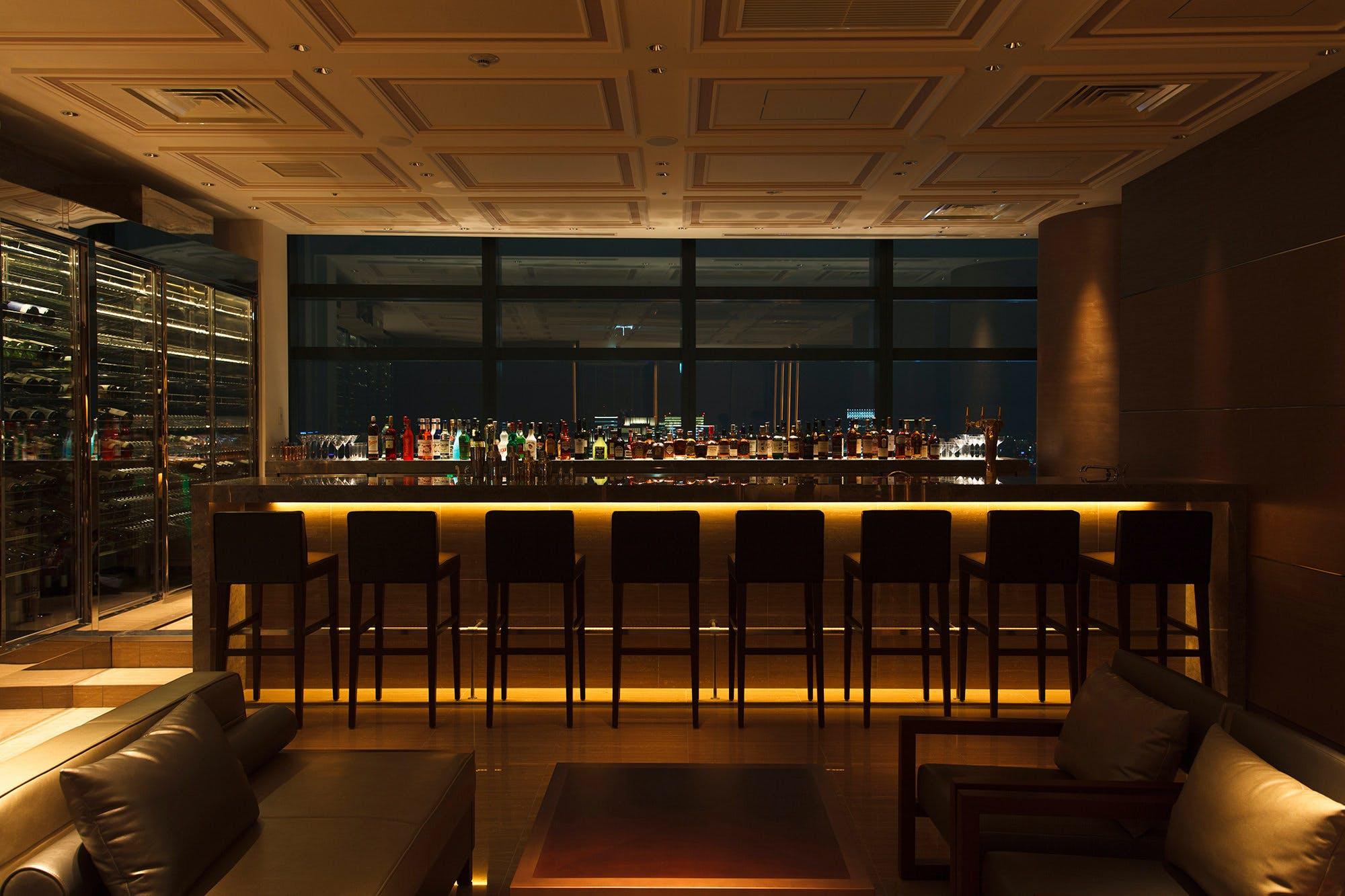 Sky Bar SPADE/汐留シティーセンター41F
