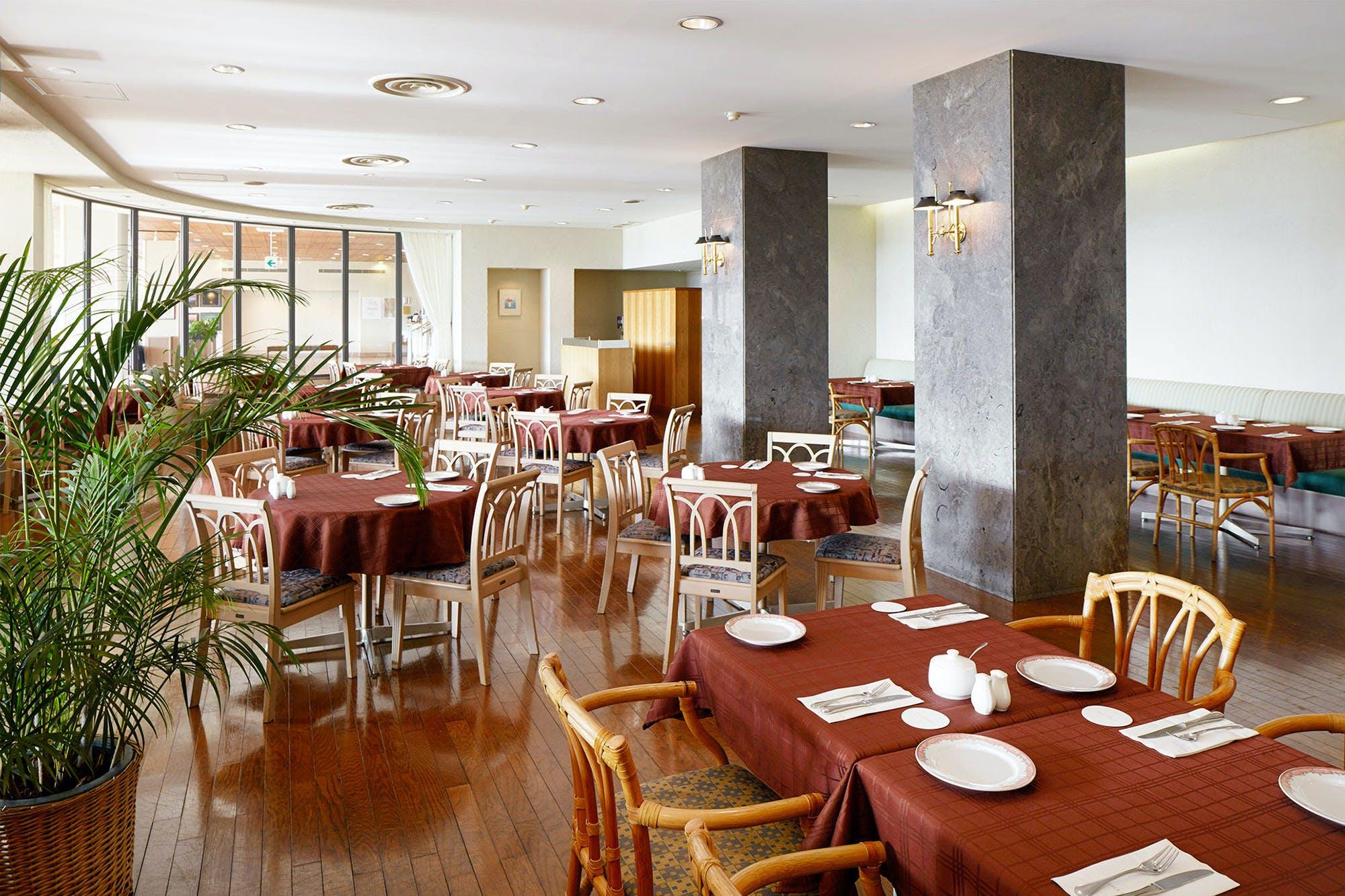 カフェ・レストラン ハミング/パレスホテル箱根