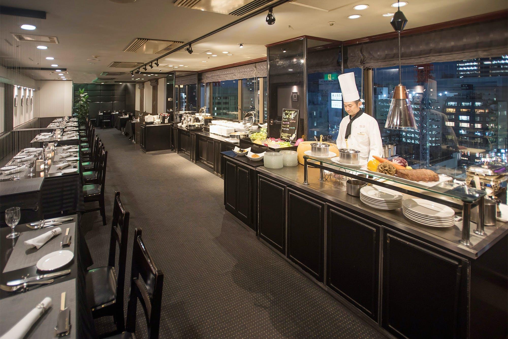 レストラン オーク/横浜国際ホテル