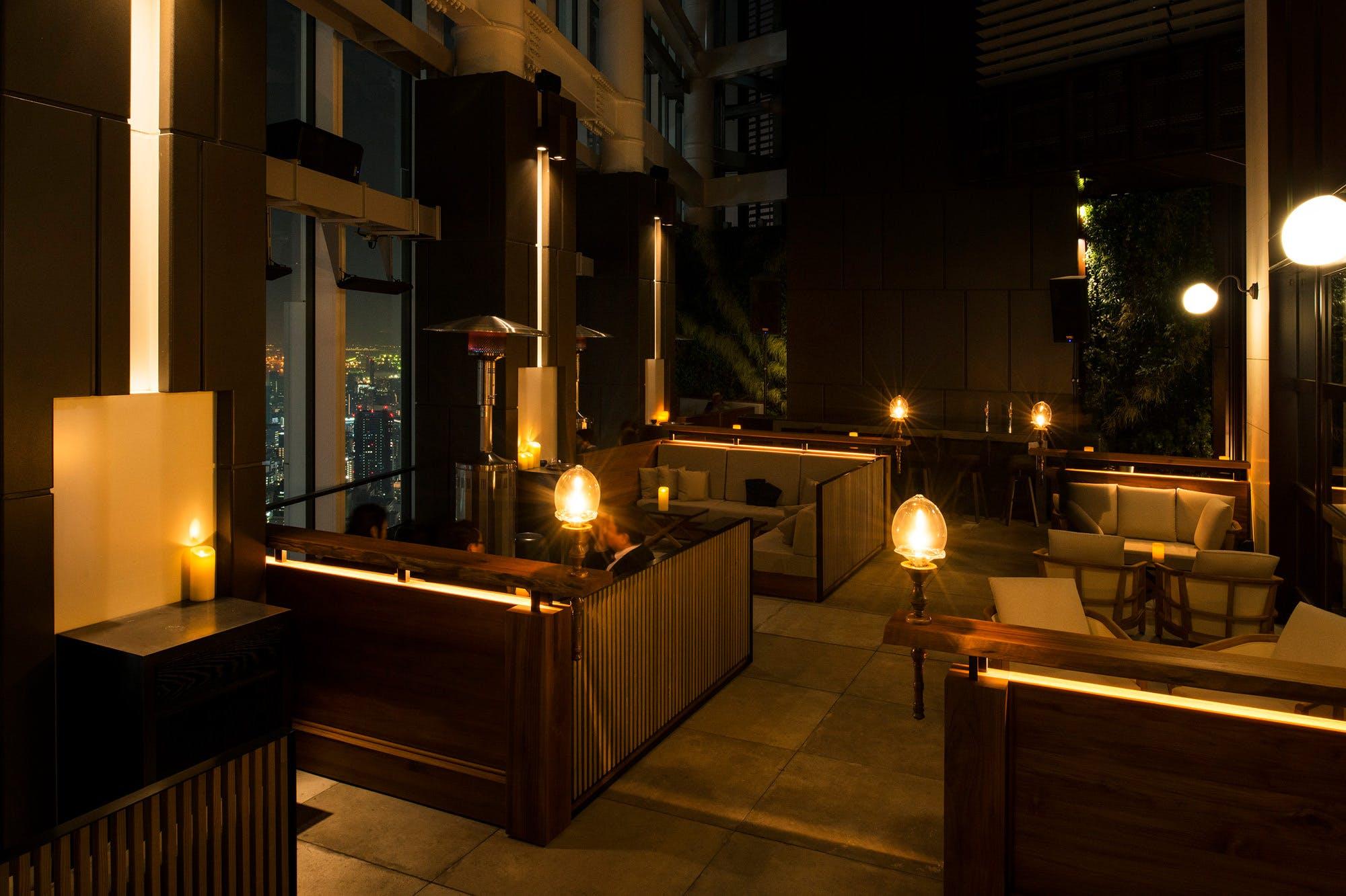 Rooftop Bar/アンダーズ 東京