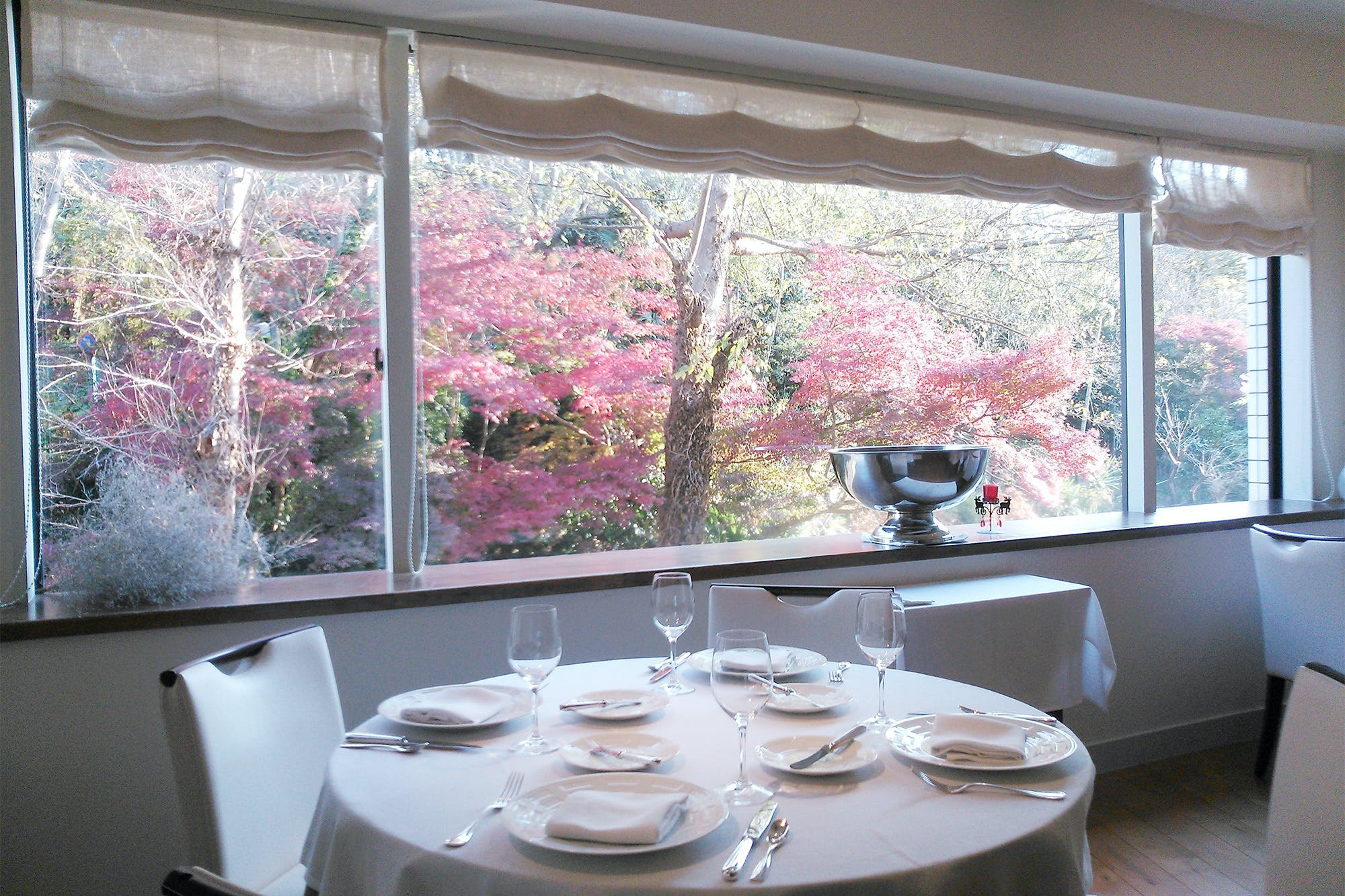 Restaurant Michel Nakajima