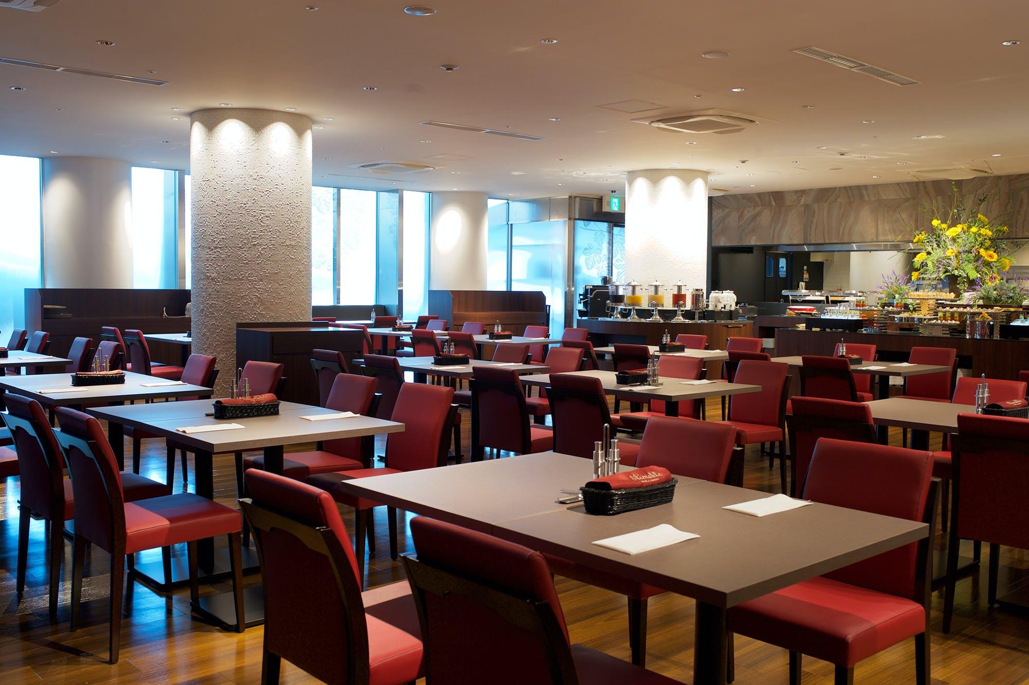 WINE&DINING Aimable/ホテル・ラ・レゾン 大阪