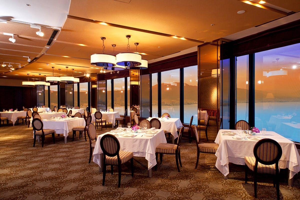 フランス料理 ボーセジュール/びわ湖大津プリンスホテル