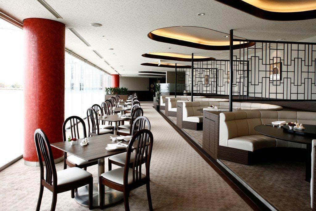 中国料理 李芳/びわ湖大津プリンスホテル