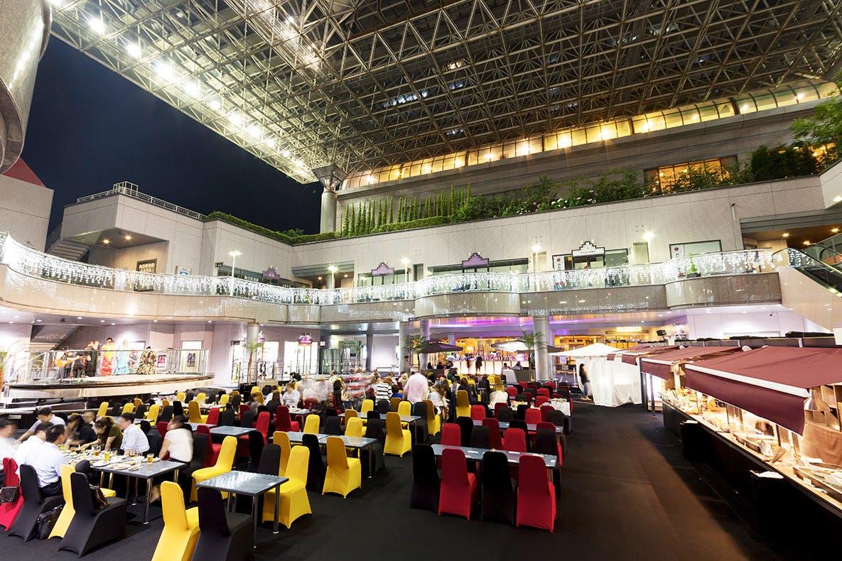 オープンダイニング E&N アゴーラ・ビアガーデン/ホテル・アゴーラ リージェンシー堺