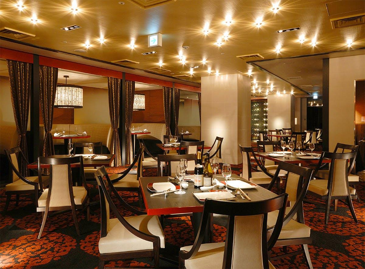 中国料理「四川」/新・都ホテル
