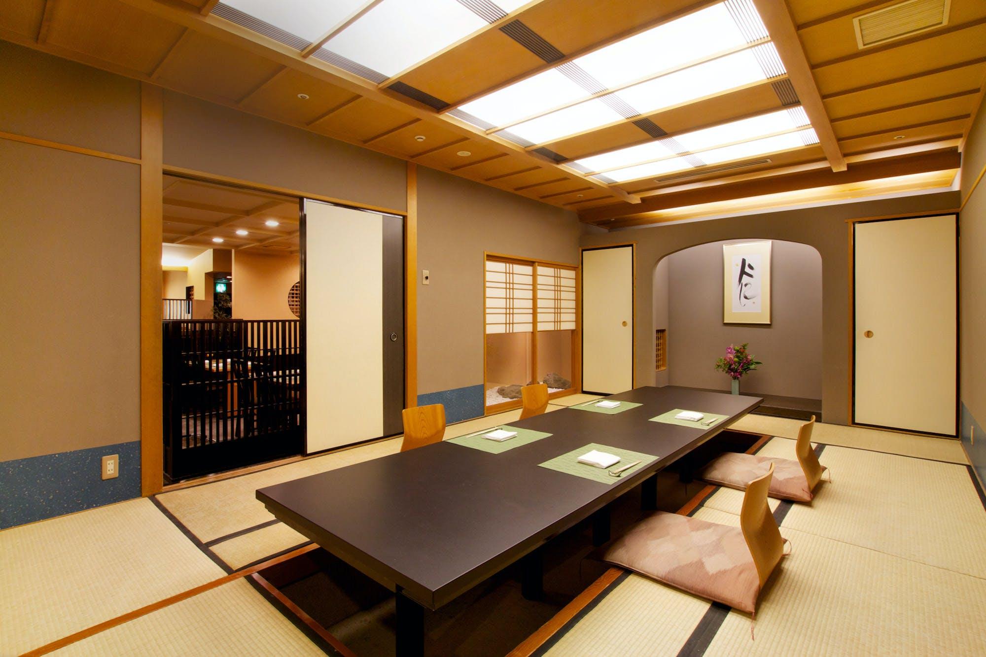 日本料理 こよみ/ホテル・アゴーラ大阪守口