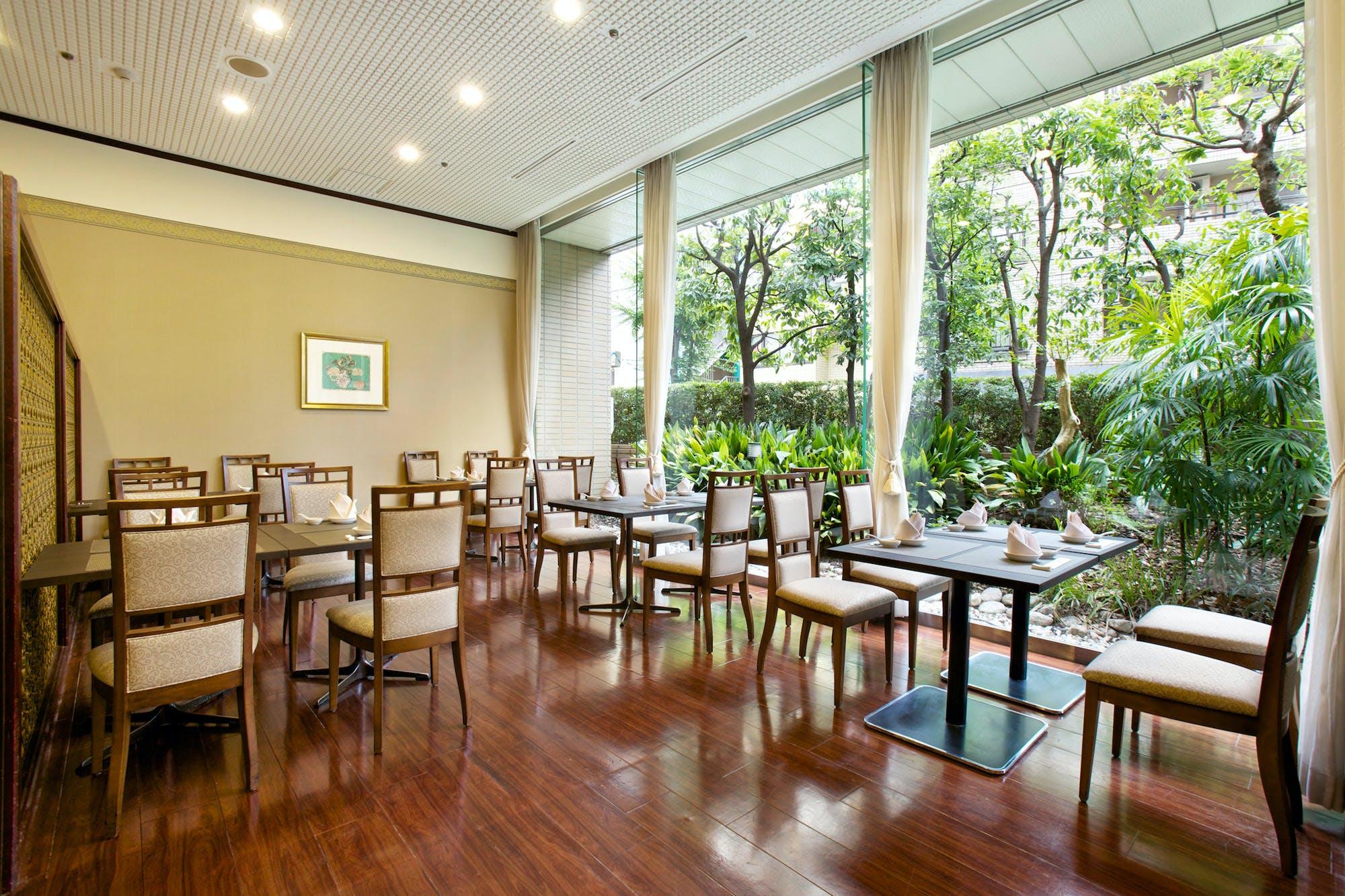 中国料理 麗花 /ホテル・アゴーラ大阪守口