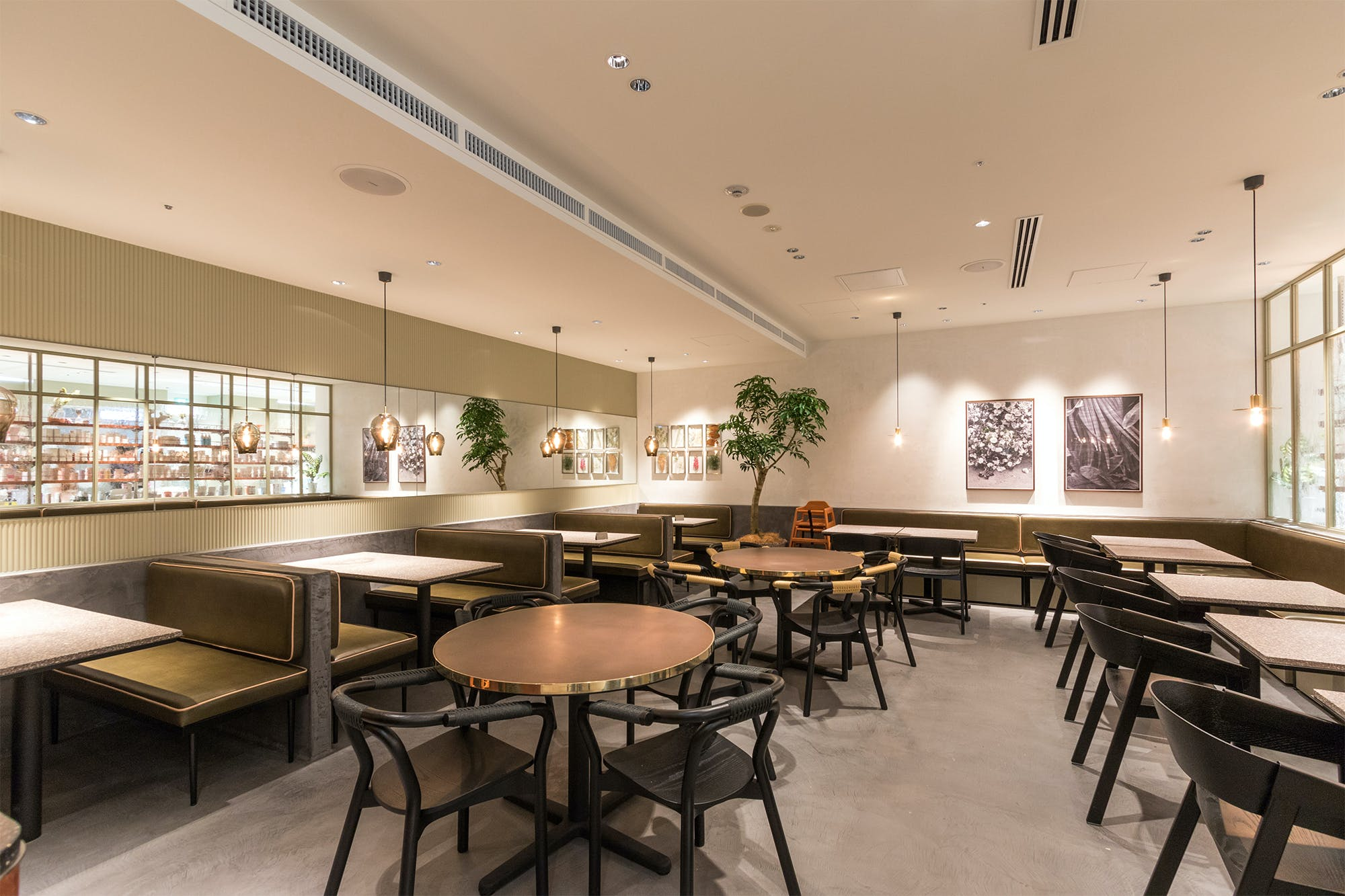 Cosme Kitchen Adaptation OMOTE SANDO HILLS