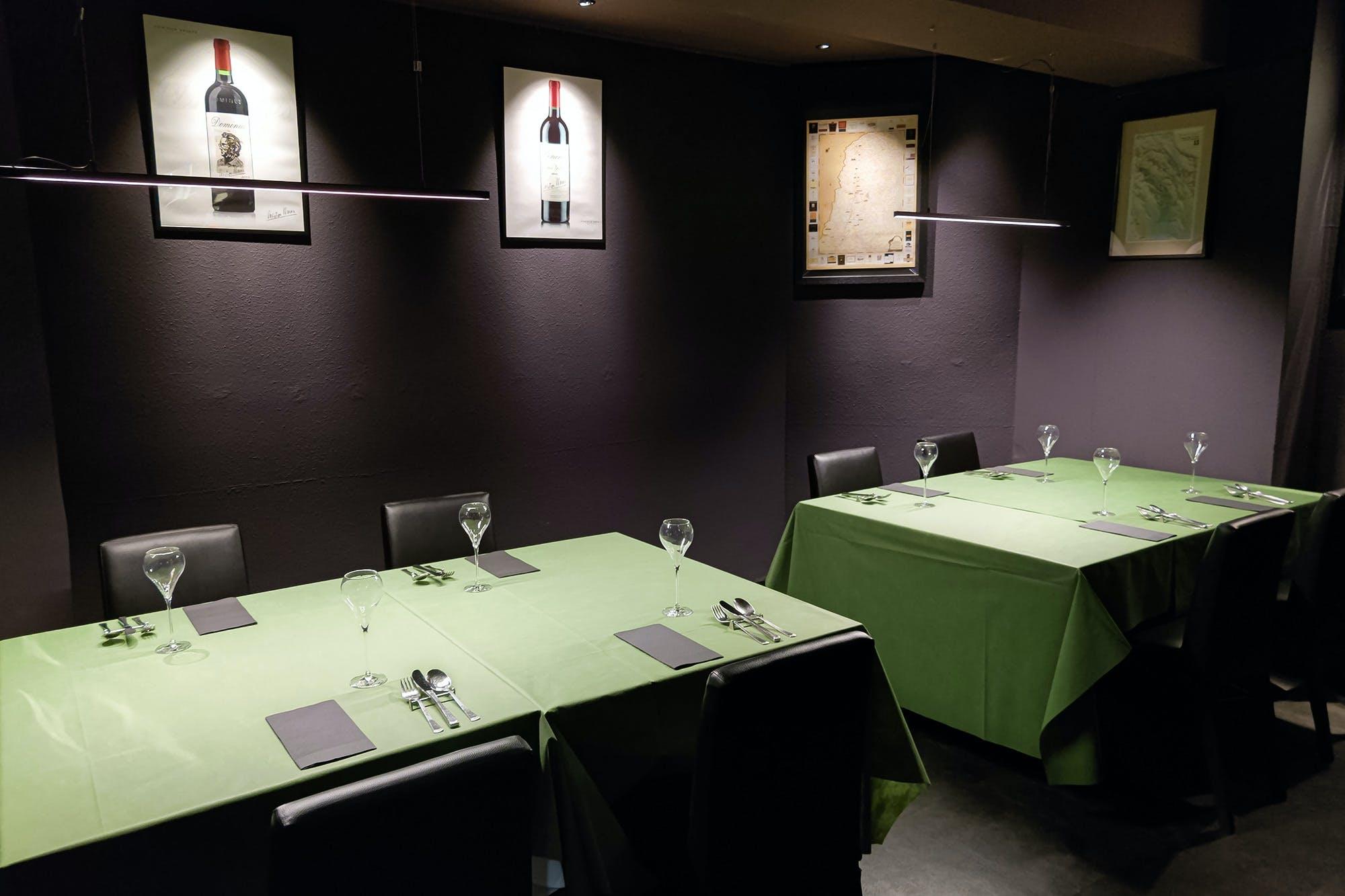 ワインレストラン ドミナス