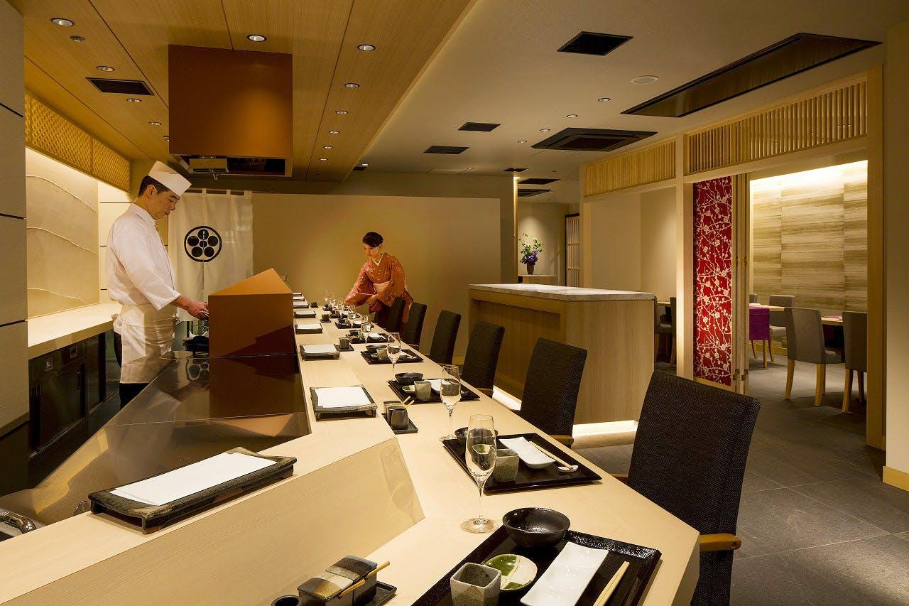 天麩羅・しゃぶしゃぶ 中津川/ベストウェスタン レンブラントホテル 東京町田