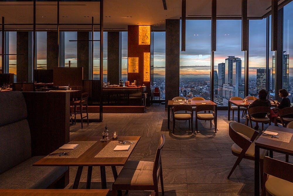 Sky Dining 天空/名古屋プリンスホテル スカイタワー
