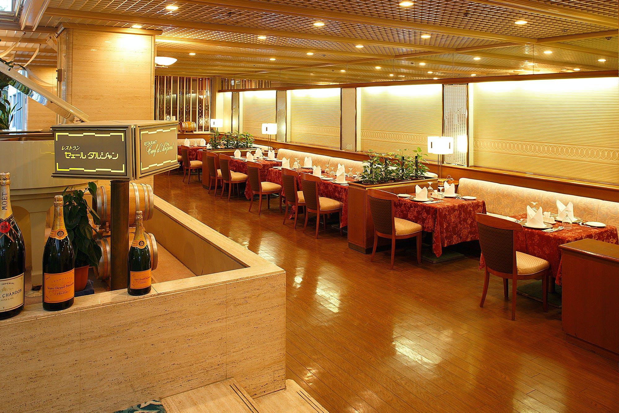 レストラン セェールダルジャン/ホテルフジタ奈良