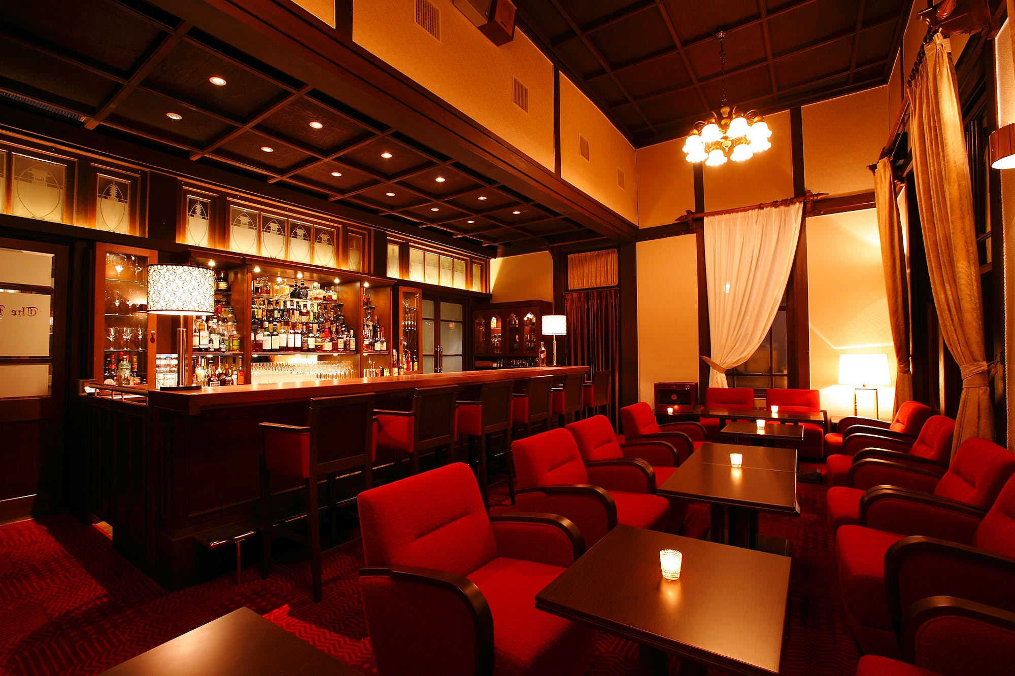 ザ・バー/奈良ホテル