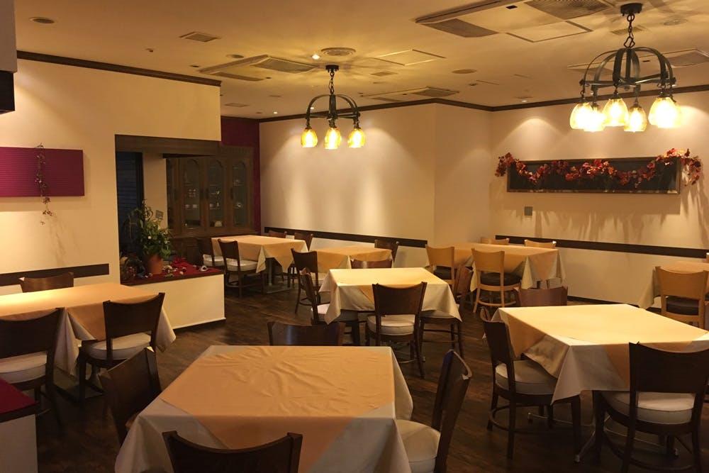 レストラン アンティーコアルベルゴ