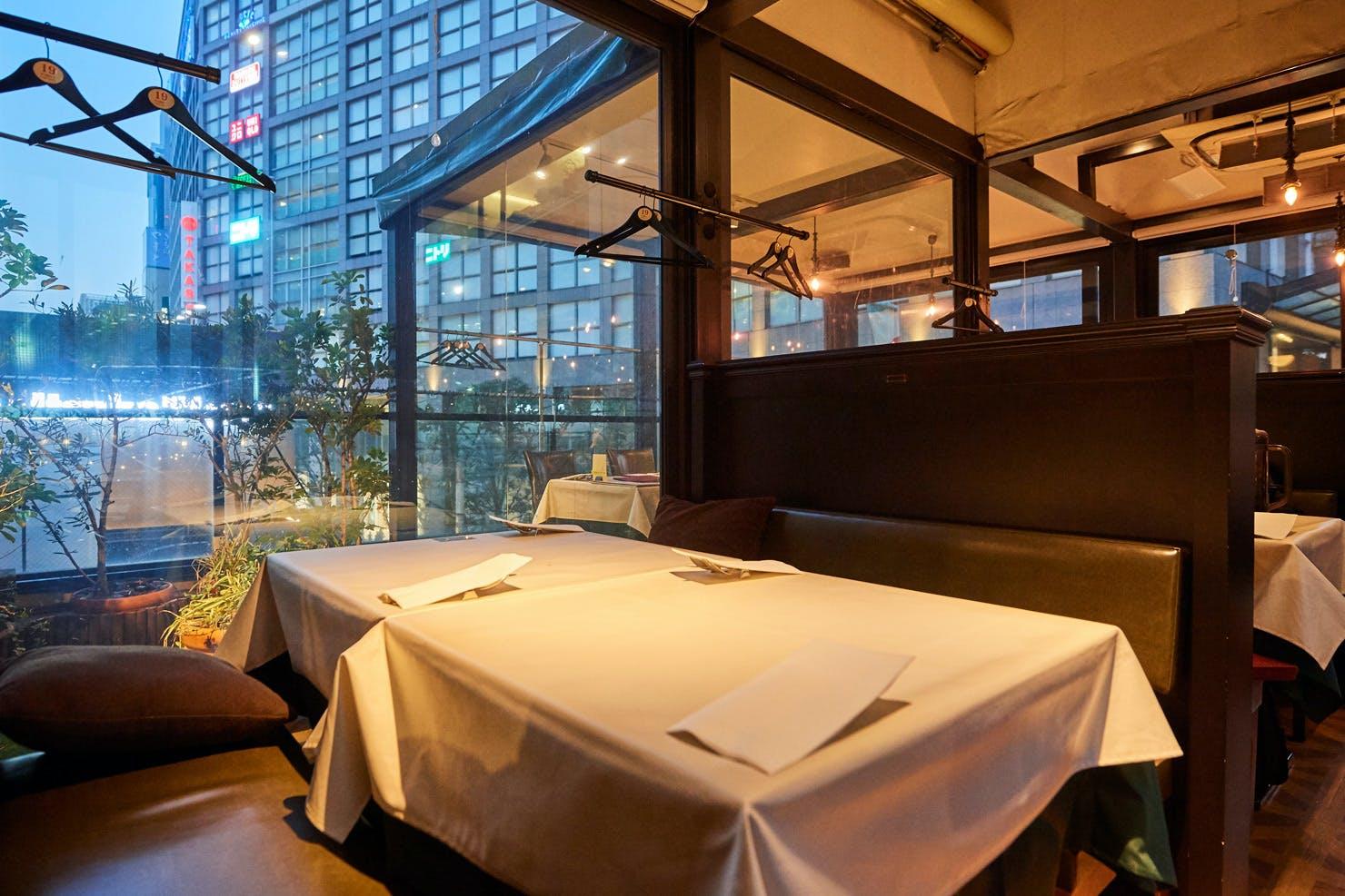 OTTIMO seafood garden 新宿店