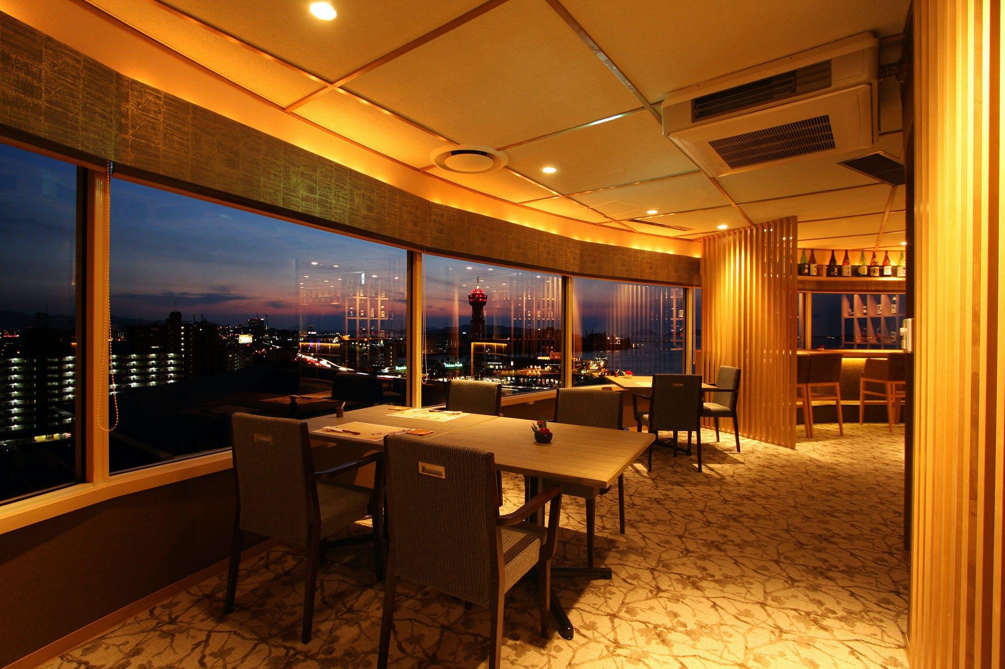 博多料理 銀河/福岡サンパレスホテル&ホール