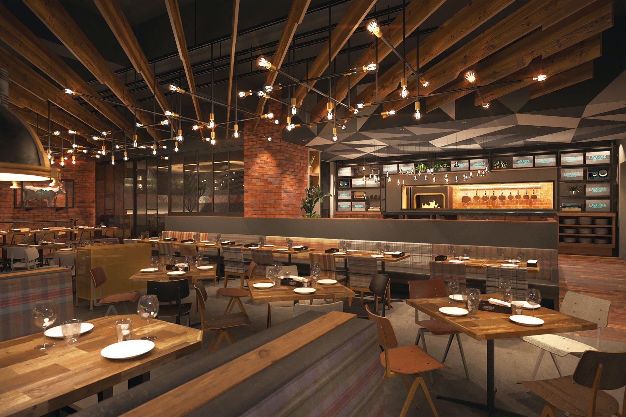Dining & Bar LAVAROCK 神谷町
