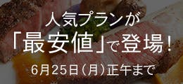 人気プラン最安値 6/11~6/25