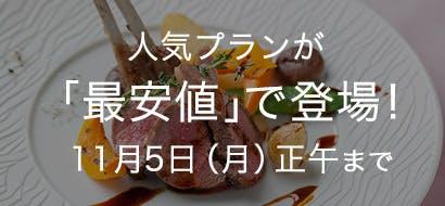 人気プラン最安値 10/22~11/5